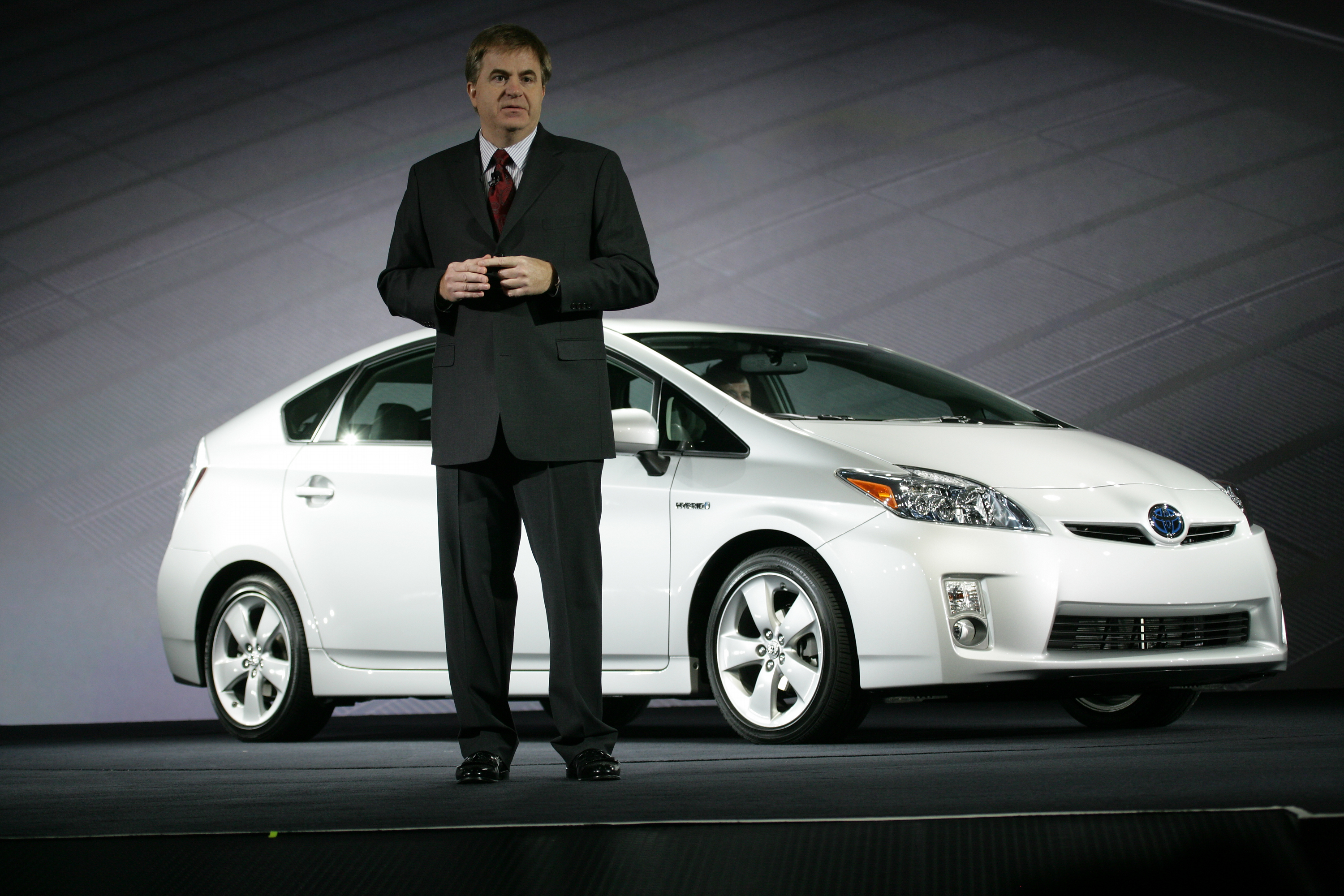 Bob Carter, Toyota vice president and general manager