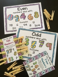 First Grade Math Games and Resources at LifeInTheNerddom.com