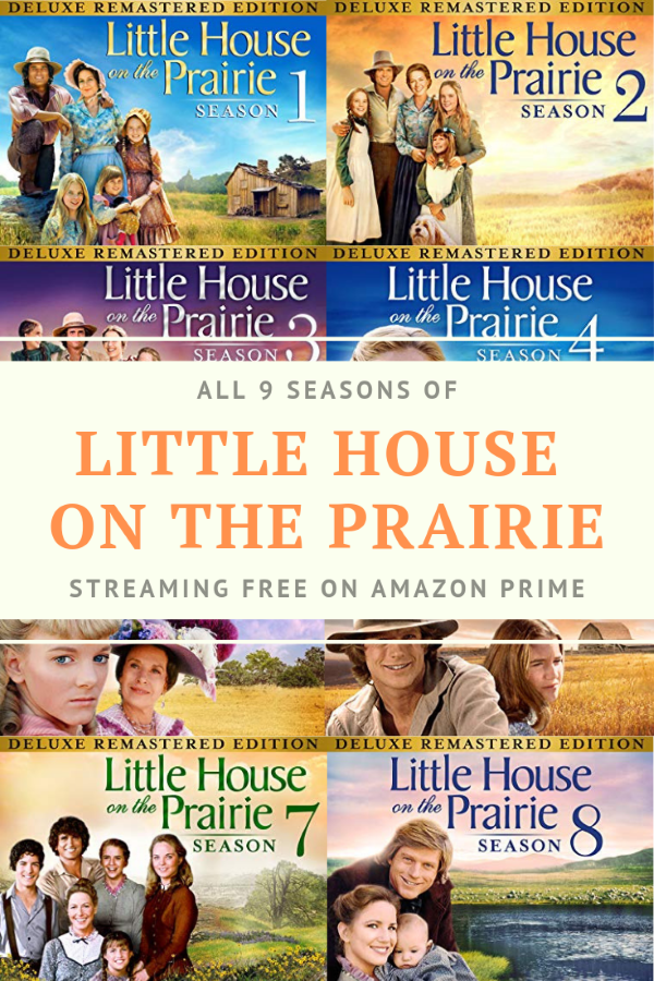 Little House on the Prairie Streaming Free on Amazon Prime at LifeInTheNerddom.com