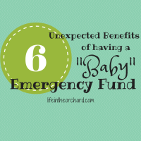 Unexpected Benefits of an Emergency Fund