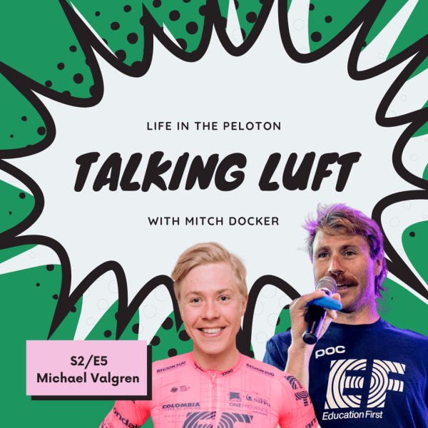 Talking Luft! with Michael Valgren. S2. E5.