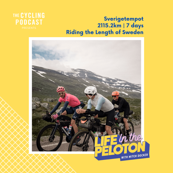 On The Road – Sverigetempot: Riding the Length of Sweden