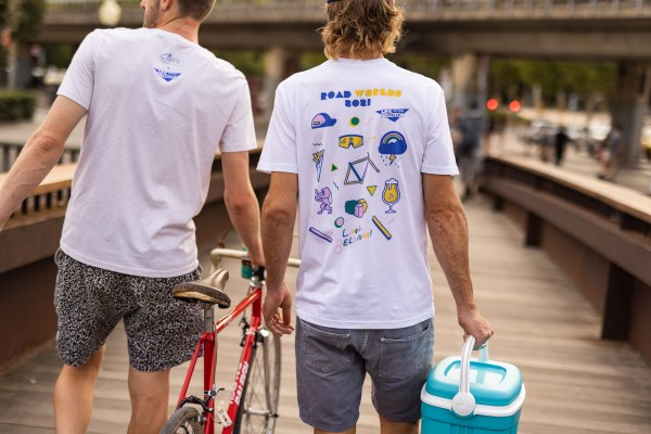 Get ready to shop! LITP x Çois Cycling : The Road Worlds Collection.