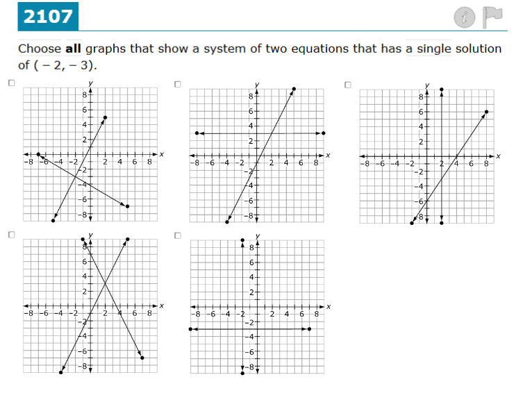 LSSD SBA Samples: Grade 8: Math