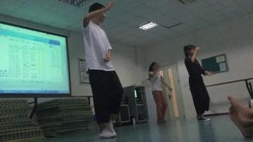 Kong Fu Class