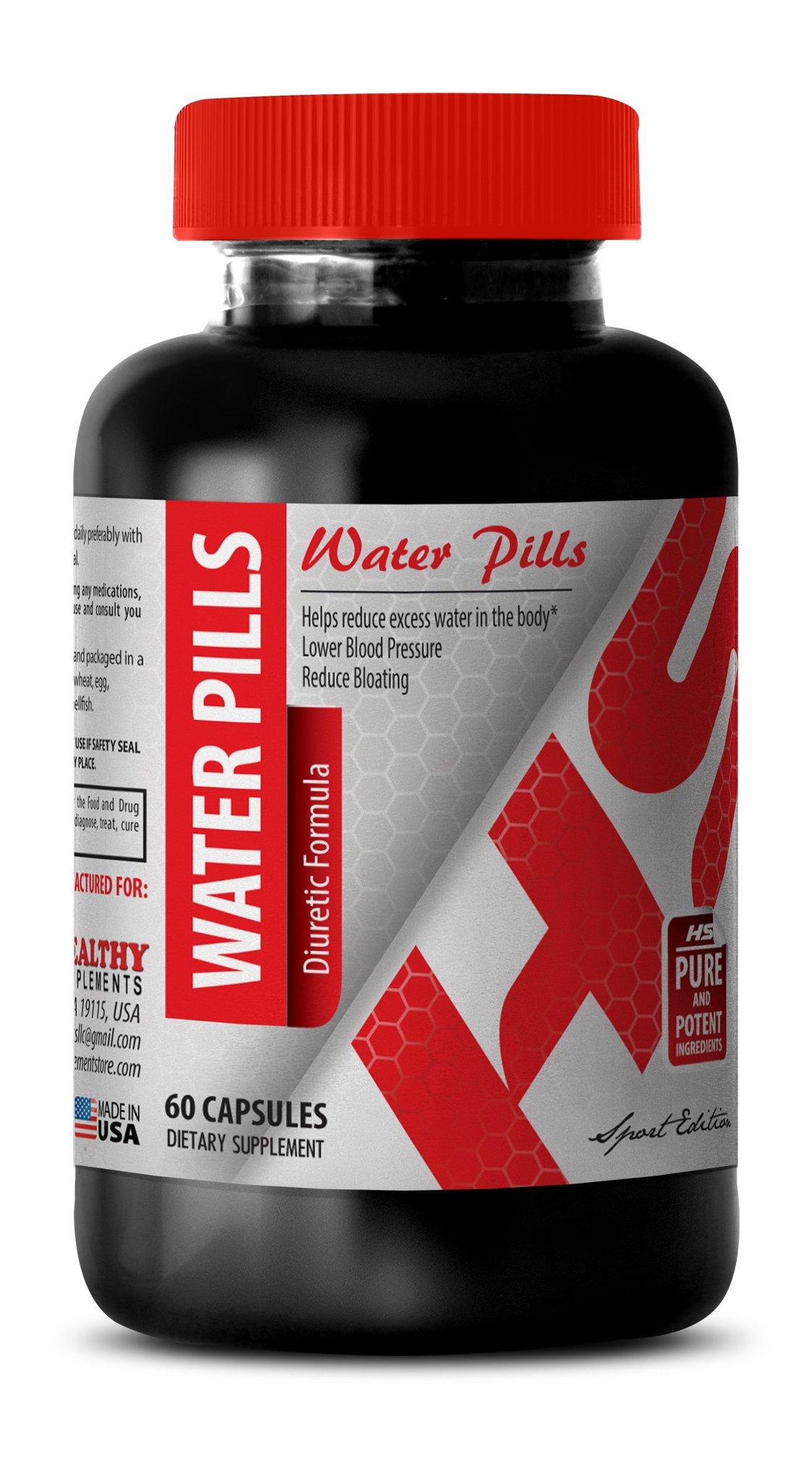 Dandelion Extract – Water Pills Diuretic Formula 700 MG ...