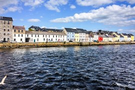 Studying abroad in Galway, Ireland