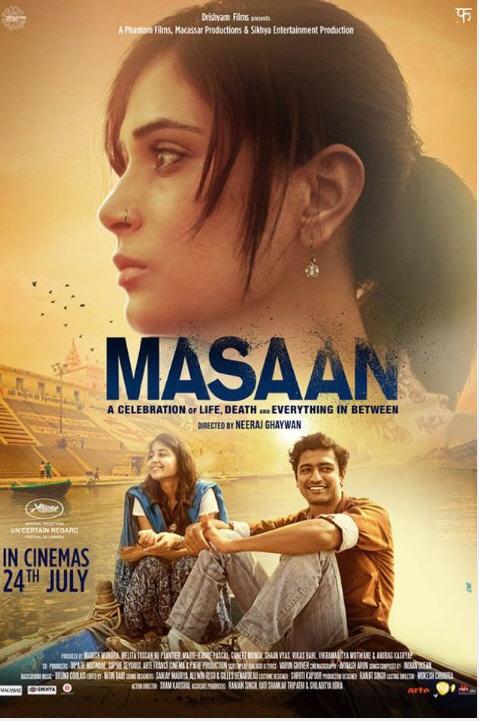 masaan poster