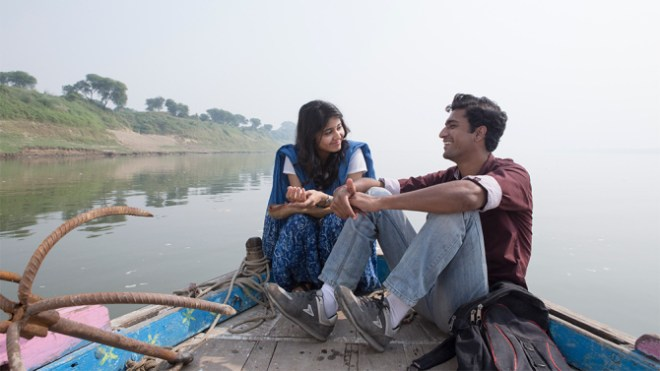 Shweta Tripathy and Vicky Kaushal sparkle in their debut