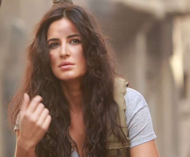 Unfazed, beautiful, unmoved Katrina