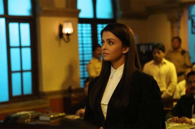 Aishwarya's dramatics in court