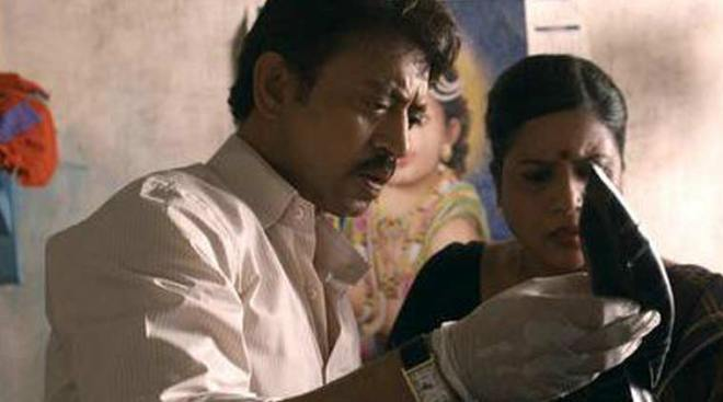 Irrfan sparkles as he investigates