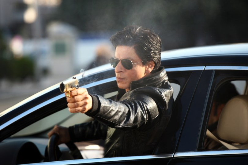 SRK shoots to charm