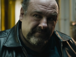 The great James Gandolfini - heart-wrenching swan song