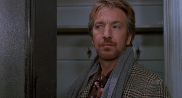 alanrickman - the january man