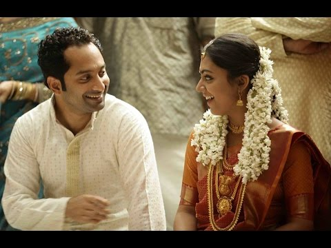 Fahadh Faasil, Nazriya Nazim -  the last time he smiled