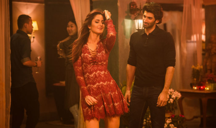 Katrina Kaif, Aditya Roy Kapur - wait till you see my moves