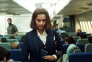 Sonam Kapoor -  the American passports
