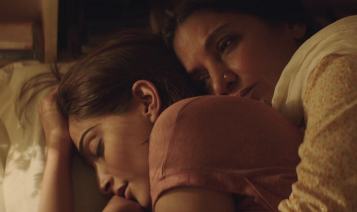 Sonam, Shabana Azmi - nothing like mothers love