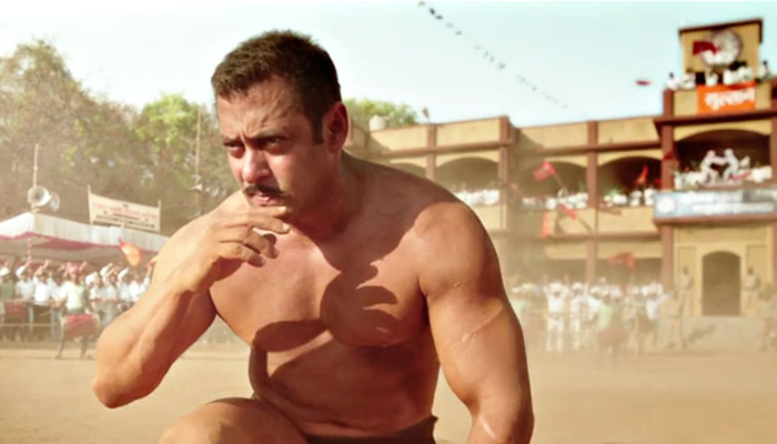Salman Khan - wrestling with epiphany