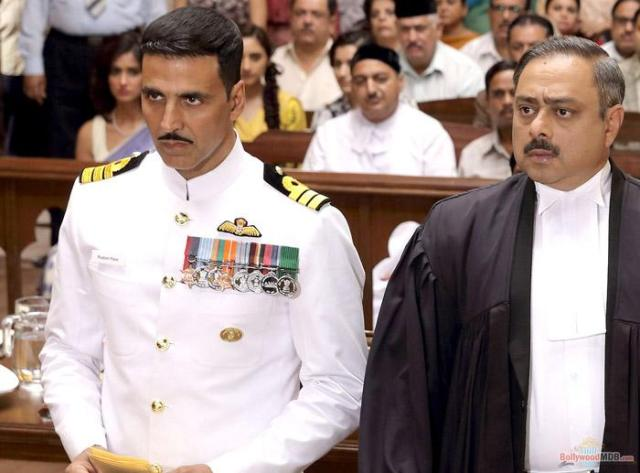 Akshay Kumar, Sachin Khedekar - open and shut your mouth case