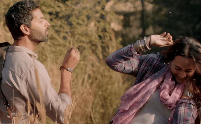 purab kohli, sonakshi sinha - blowing it all away