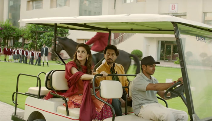 saba qamar, irrfan khan - schools greener on the greener side