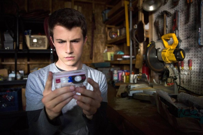 Dylan Minnette - the tape's back in fashion