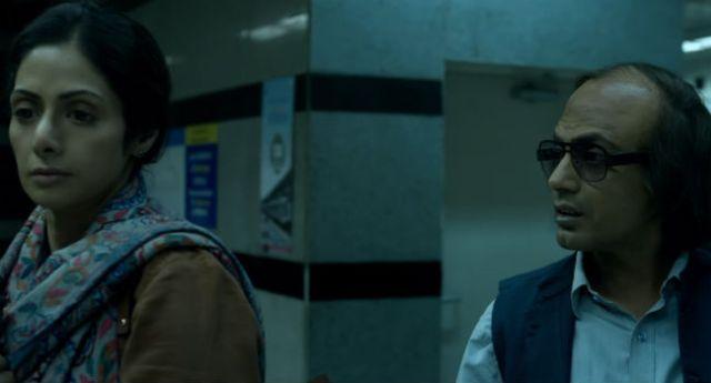 Sridevi and Nawazuddin Siddique - life in a hellish metro