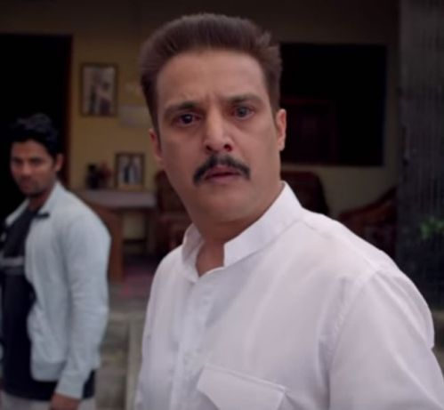Jimmy Shergill - bleedin' eyes