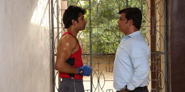 Vineet Kumar Singh, Ravi Kishen - coach knows best
