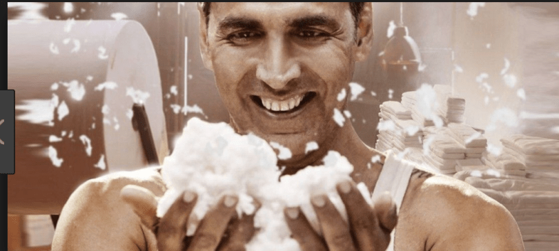 Akshay Kumar - fluffy dreams are made of these