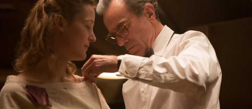 Vicky Krieps, Daniel Day-Lewis- tailor-made for each other