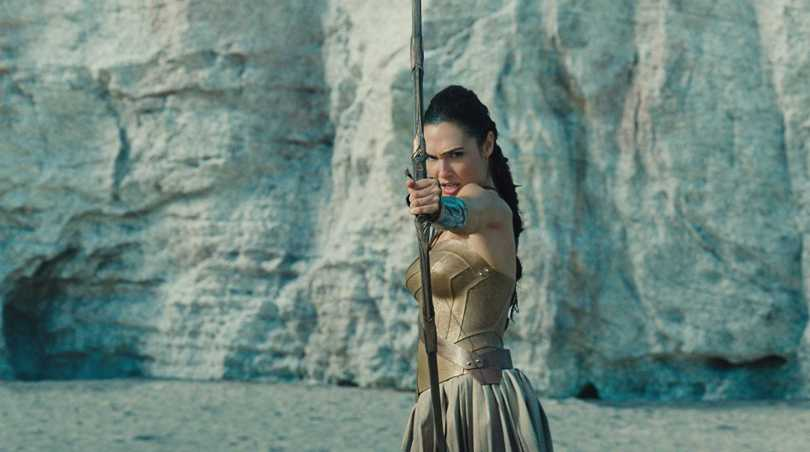 Gal Gadot - bows to no one