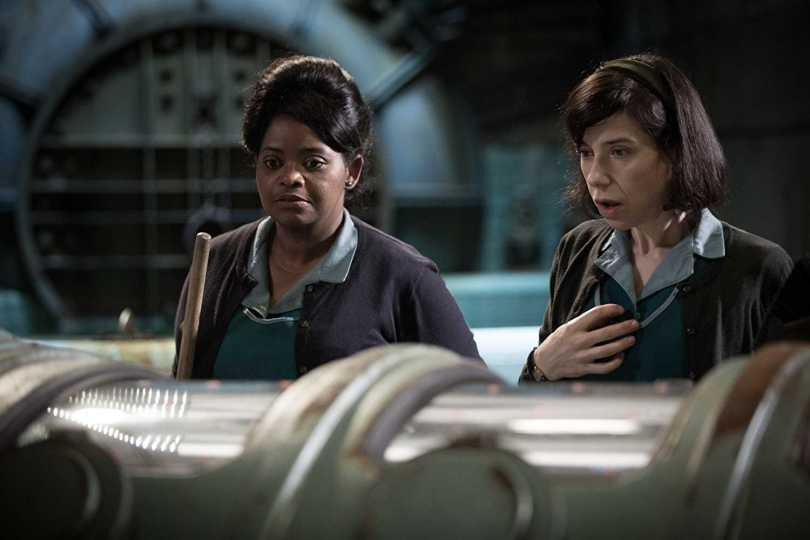 Octavia Spencer, Sally Hawkins - the shape of things to come