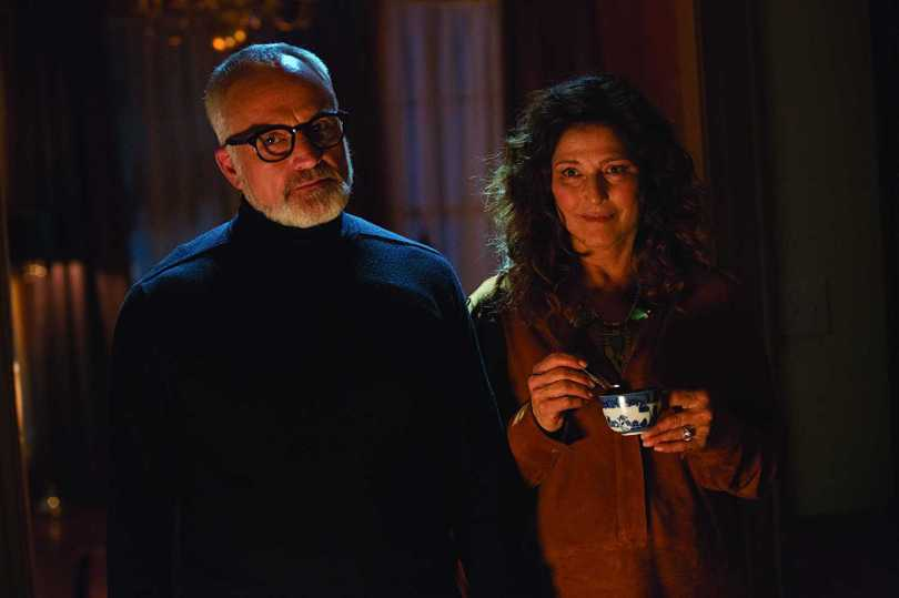 Bradley Whitford and Catherine Keener stir things up.