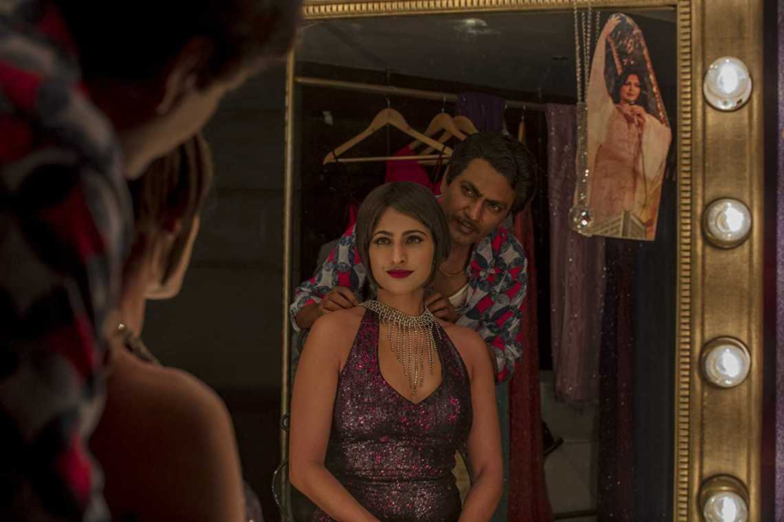 Kubra Sait and Nawazuddin Siddique reference movies Shaan and Deewar in their relationship.