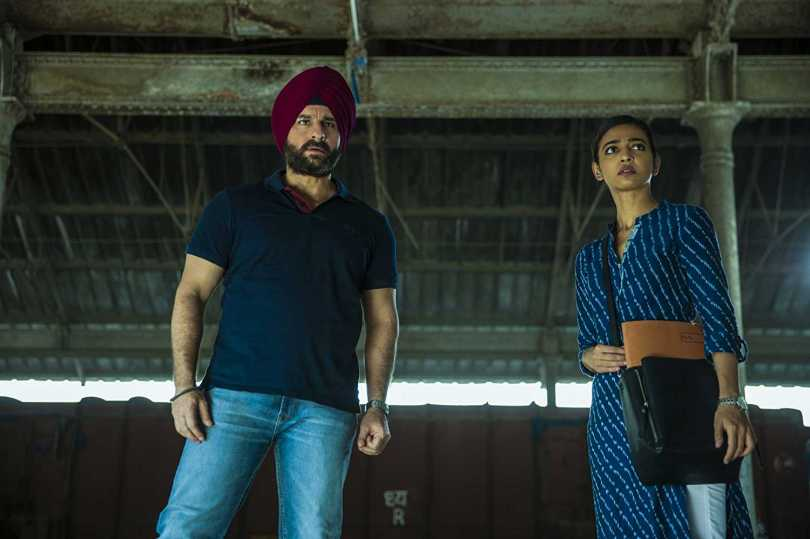 Saif Ali Khan and Radhika Apte share the same train of thoughts