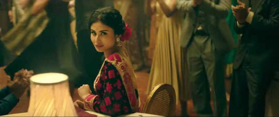Mouni Roy is a mix of saucy oomph and pow-wow.
