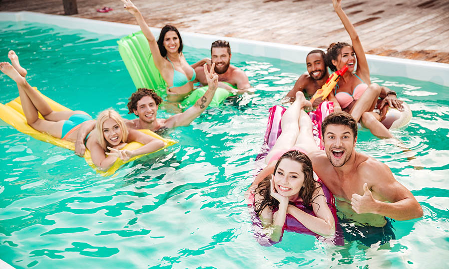 One of the best ways to cool off in the hot summer is a pool party, and a key element is great s. 9 Reasons Why Buying A Swimming Pool Is A Great Idea Life Is An Episode