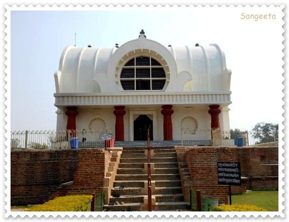 Kushinagar-Temple