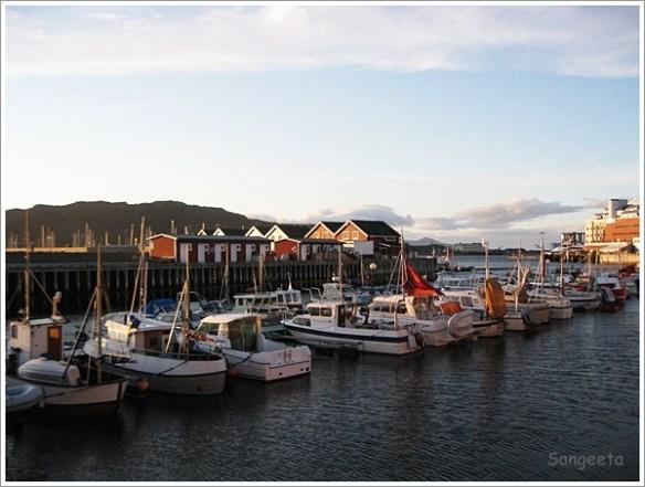 Bodo Harbour