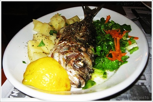 Greece-Fish