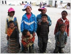 Kailash Paryang Children