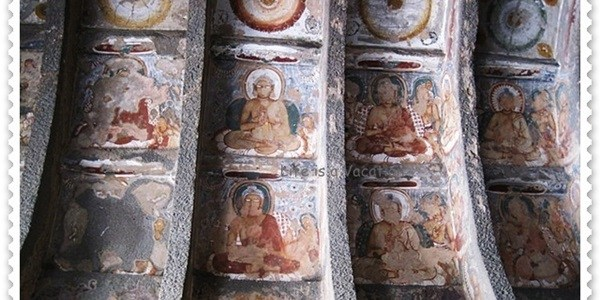 Captivating Ajanta Caves of India