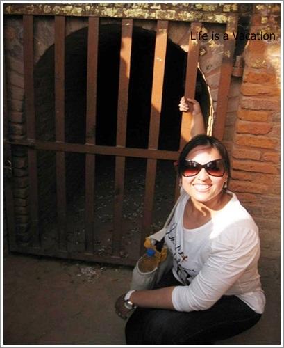 Sravasti Angulimala Cave