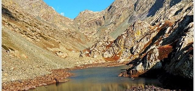 Satsar and Sighting Elusive Nanga Parbat on Kashmir Great Lakes Trek
