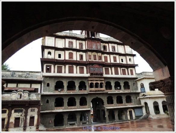 Indore Sightseeing Rajwada