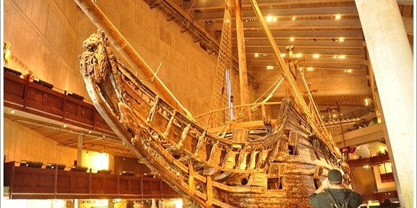 Centuries Old Tragedy turns into Vasa Museum, Stockholm