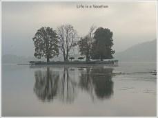 Dal Lake Char Chinar